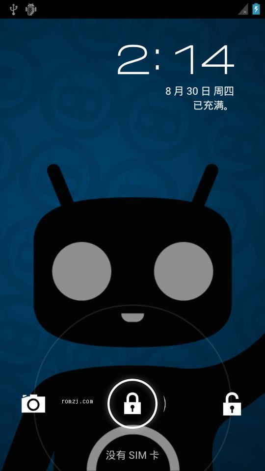 [9.0.0 RC2] Cyanogen团队针对索爱 ST18i定制ROM截图