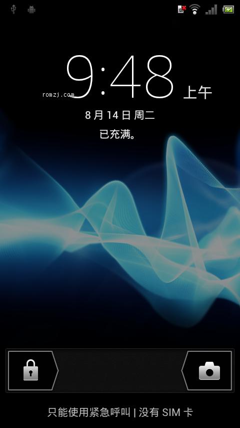 索爱 LT15i 最新 4.1.B.0.587 官方ROM纯净版截图