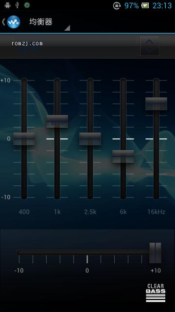 刷机精灵力荐机 优米 X1 深度美化ROM 超炫索尼风格 流畅稳定截图