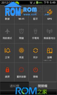 [RC版 2.10.05]台湾 QiSS ME 定制ROM 4.0.4 for Desire HD截图