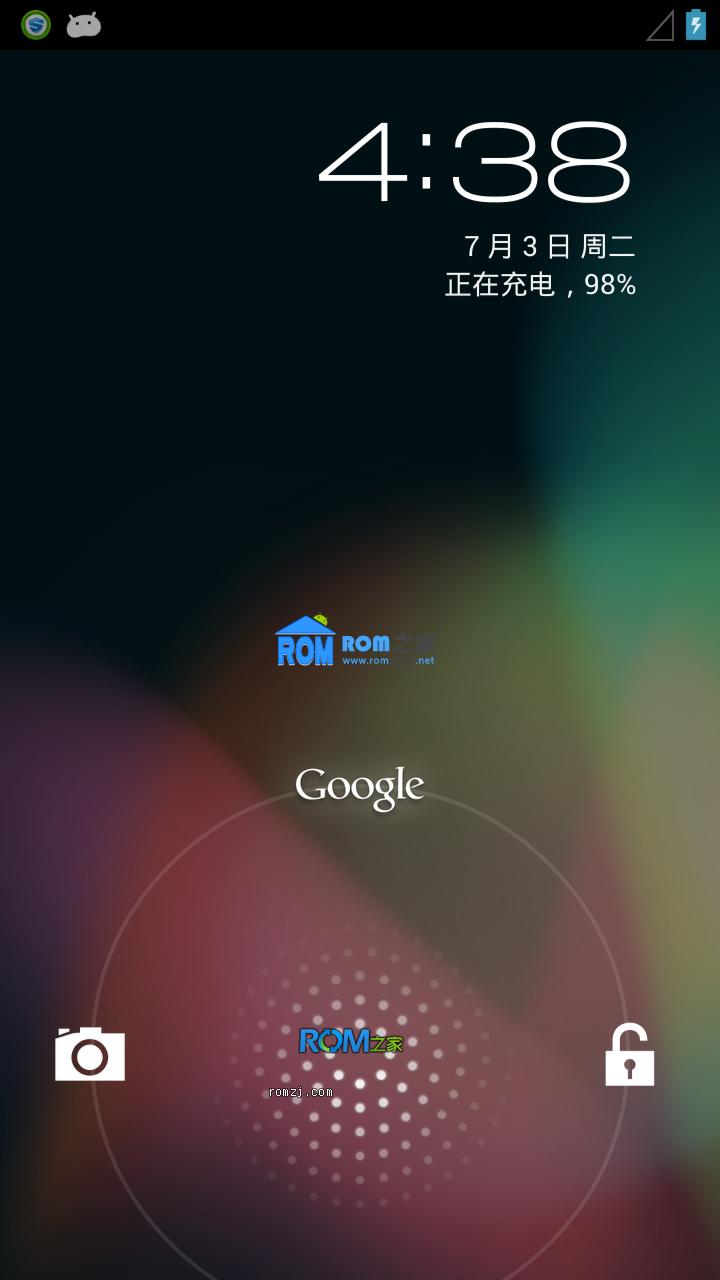 [Nightly 2012.10.28] Cyanogen团队针对HTC Incredible 定制截图