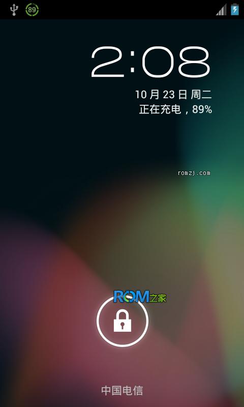 HTC Incredible CDMA CM10 4.1.2夜夜版 10.22 归属地 优化制作截图