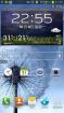 三星 i939 原版风味 顶栏透明 三网通用版 2.10.8