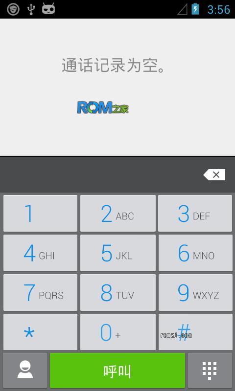 华为 C8812 Android 4.1.2 测试版第一版-2012-1023截图