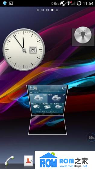 三星Note2(N7100)刷机包 索尼Xperia风格 安卓6.0 网速显示 双击锁屏 来去电归属 全新体验截图