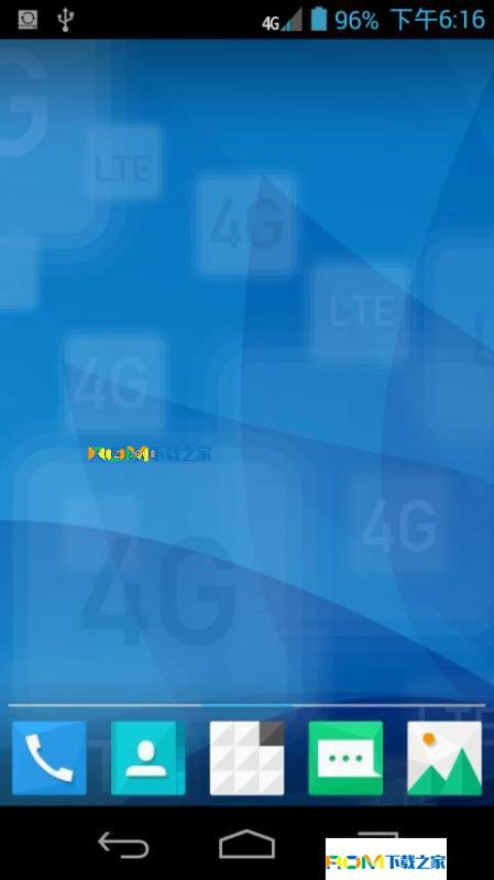 中兴Q507T刷机包 基于官方4.4.2 完美ROOT 功能完整 流畅省电 纯净版截图