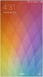 小米红米1S移动版刷机包 MIUI8开发版6.10.15 列表动画 Xposed框架 MIUI工具箱 单手模式 流畅省电