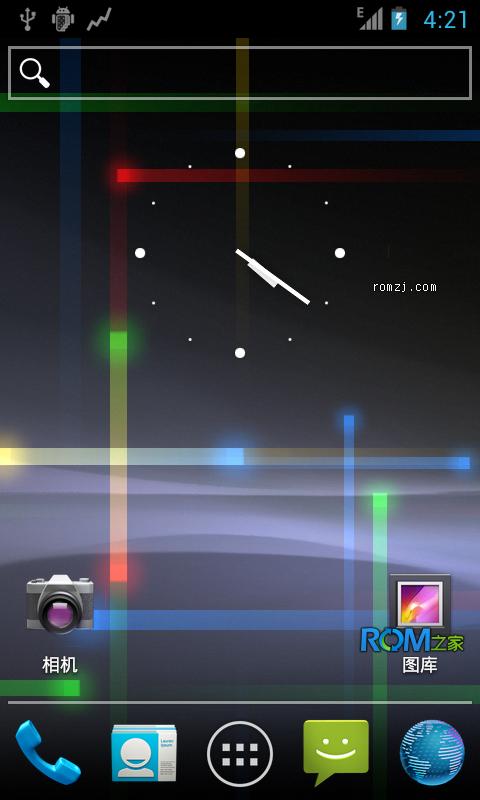 [Nightly 2012.10.28 CM9] Cyanogen 团队针对索爱 MT15i定制RO截图