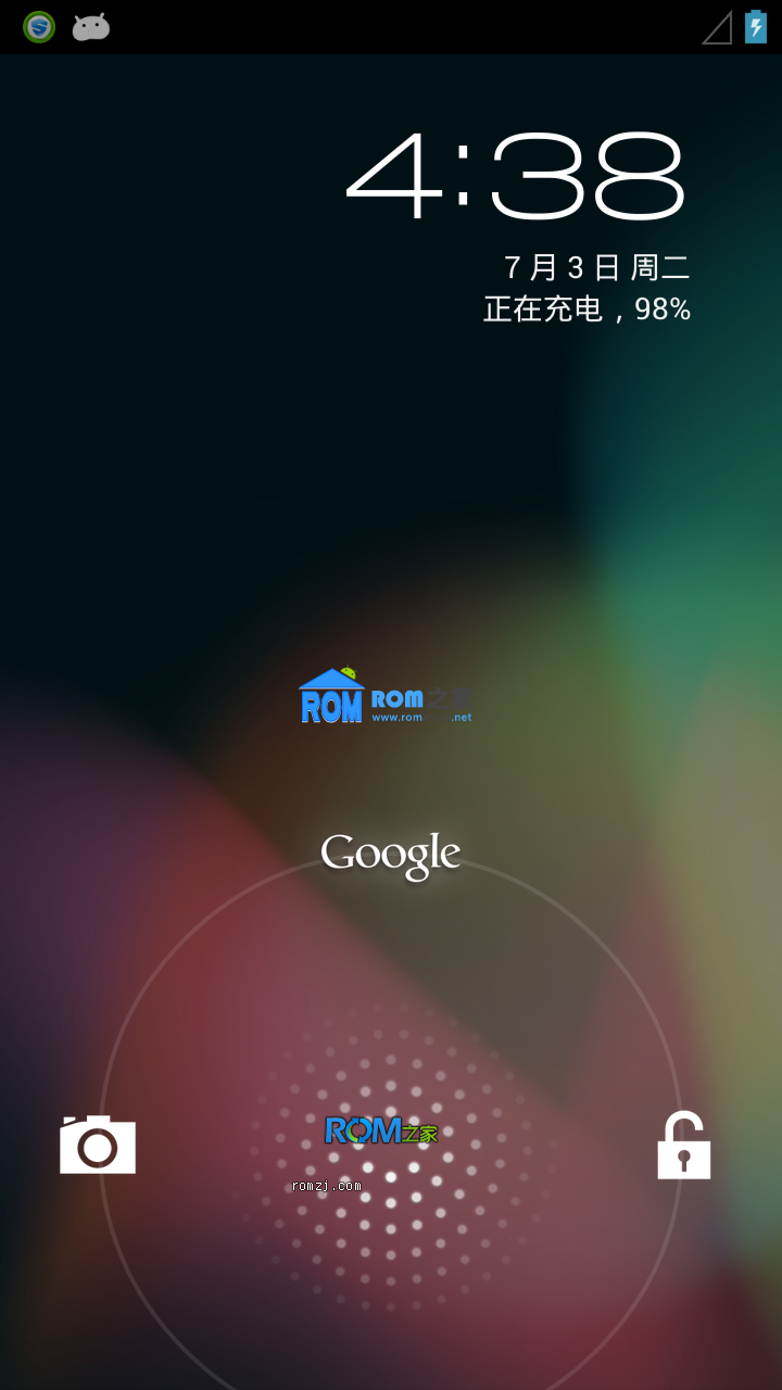 [Nightly 2012.11.04 CM10] Cyanogen 团队针对HTC One XL 定制ROM截图