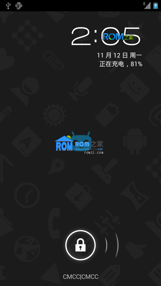 [Nightly 2012.11.11 CM9] Cyanogen 团队针对索爱 MT15i定制ROM 精简 快速截图