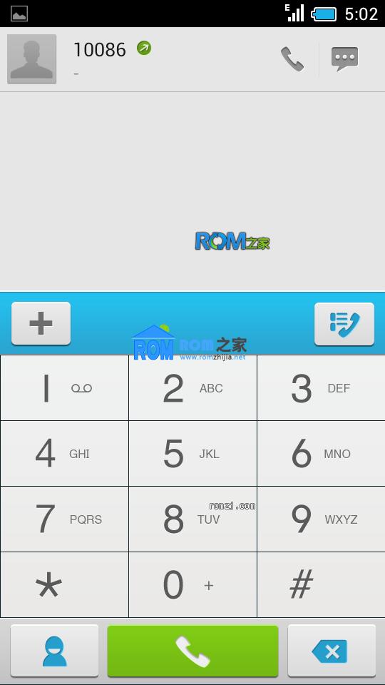 X-UI beta 1.6版 for 三星I9300 精简 流畅截图