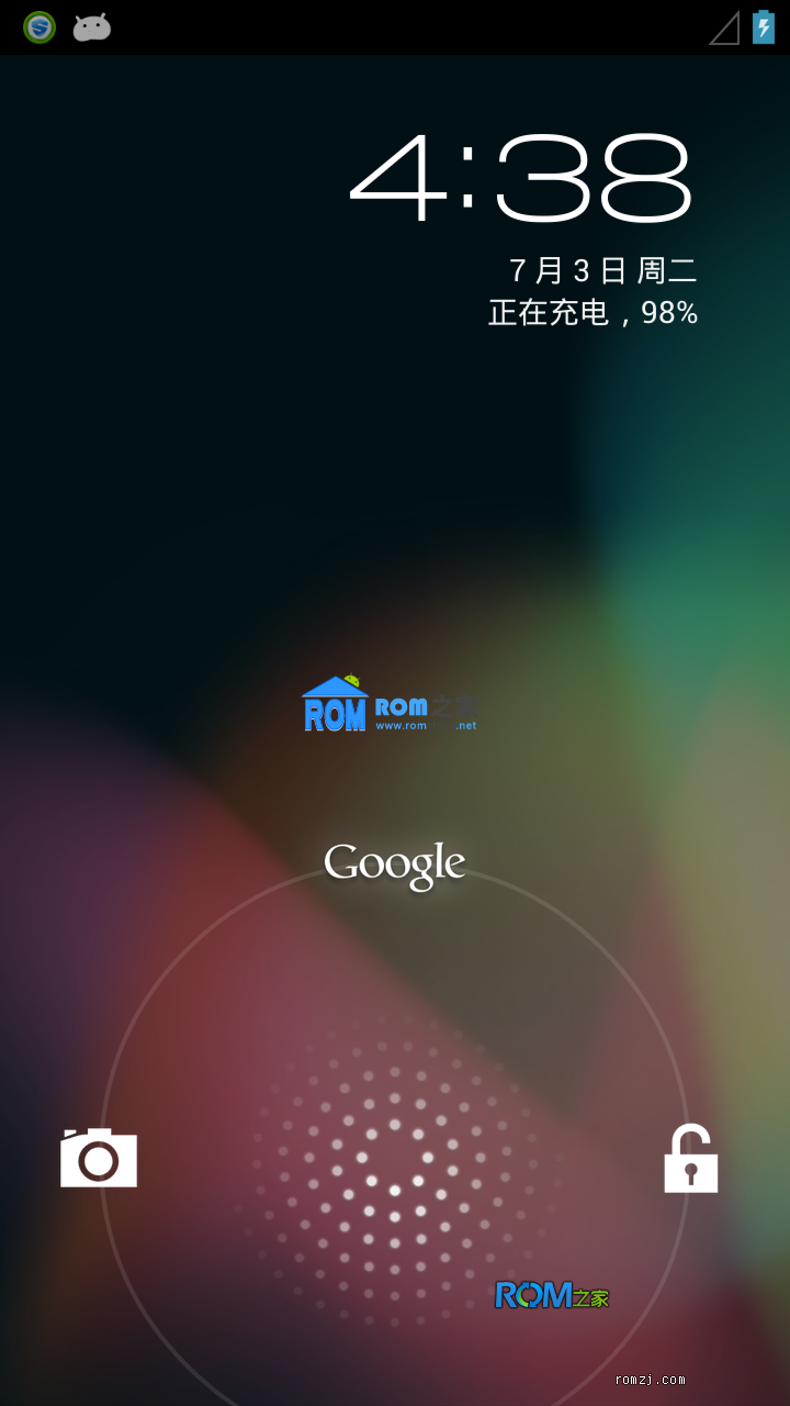 [Nightly 2012.11.19 CM10] Cyanogen 团队针对三星 I500定制ROM 优化 稳定截图