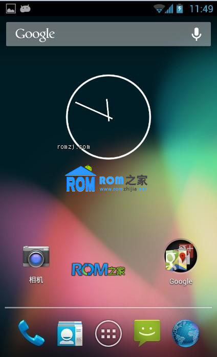 三星 Galaxy Nexus AOSP Jelly Bean Android4.2 JOP40C KALO v2.0截图