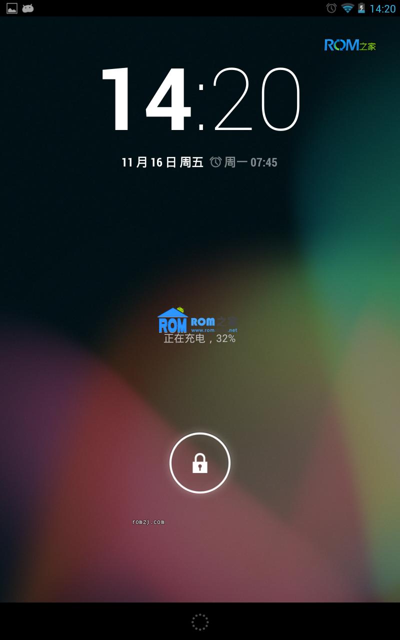 Google Nexus 7 Jelly Bean Android4.2 基于官方ROM JOP40C 修复 优化截图