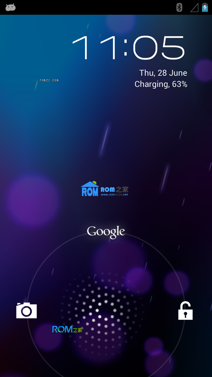 [Nightly 2012.11.19 CM10] Cyanogen 团队针对Google Nexus S 4G定制ROM截图