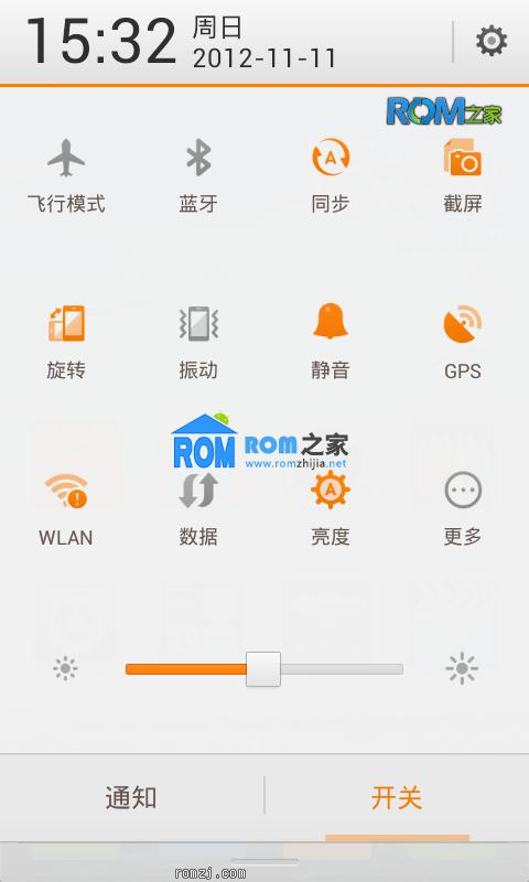 HTC G10 MIUI.us 4.1.2 ROM 2.11.16移植修改版 精简优化 11.18更新截图