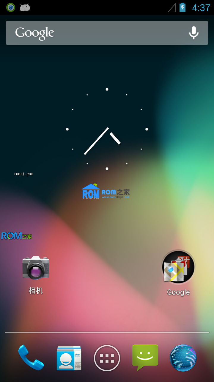 [Nightly 2012.11.25 CM10]Cyanogen团队针对三星 i9300(intl)定制ROM 流畅 稳定截图