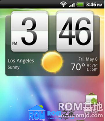 HTC Incredible S(G11) Virtuous Unity 1.29.0 Sense 3.0 based on Pyramid 通用原版截图