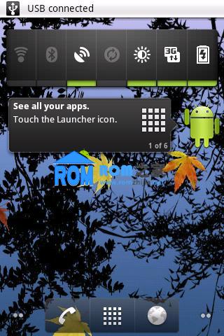 U9 S320 ROM 基于官方更新包 优化 流畅 超精美界面截图
