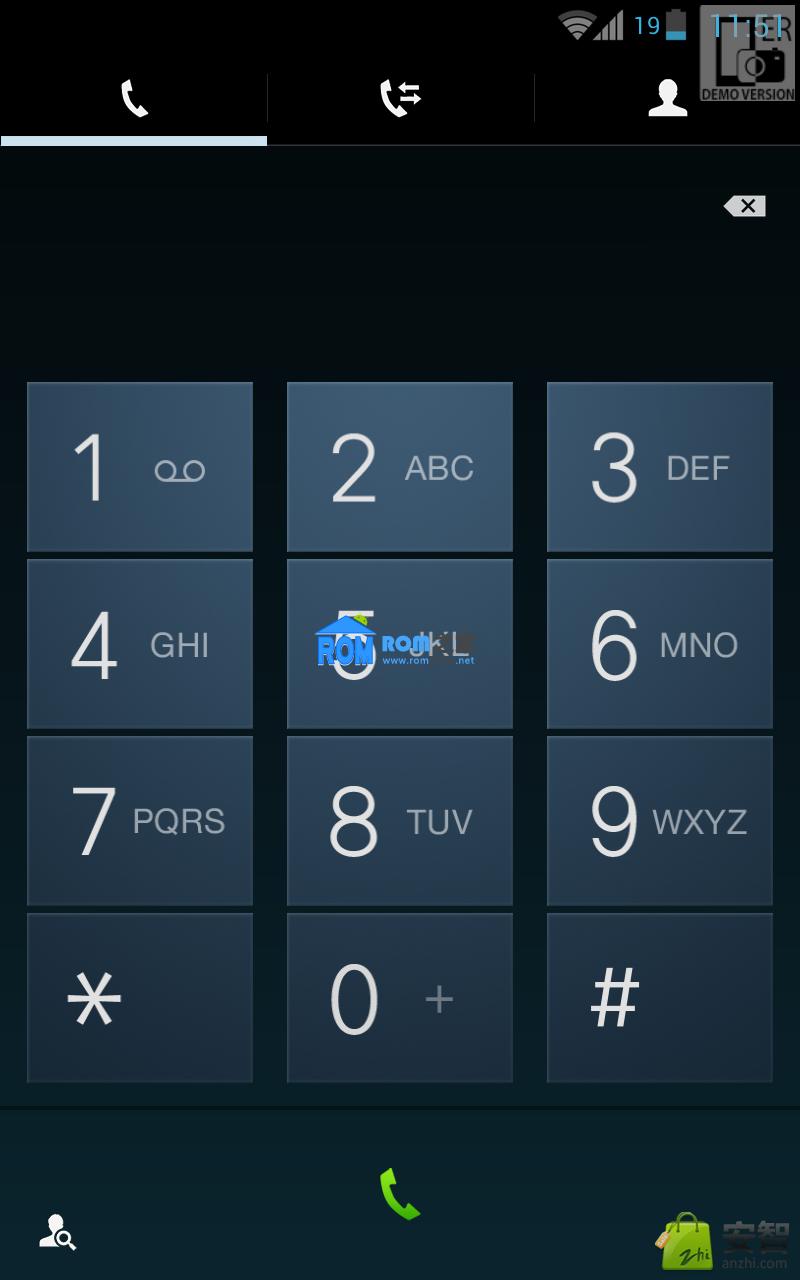 泛泰 A800S 刷机包 GS3 UI-G.A.x.y 精简 优化 流畅 纯净截图