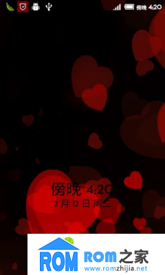 中兴 V880 刷机包 情人节巨献 基于B大N393精简 优化 Happy Valentine's Day截图