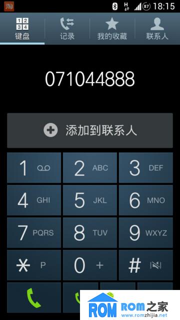 三星 N7100 刷机包 基于国行4.1.2 ZCDMA7制作 泼墨解锁 纯净 稳定 流畅截图