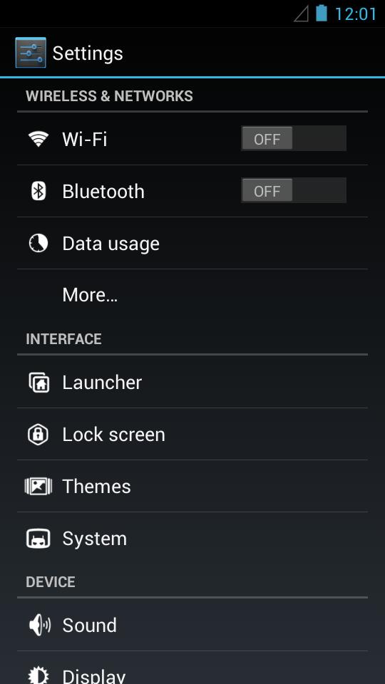 HTC G14/G18 Android4.2.2 基于最新CM编译 支持OTG 加入Beats Audio 稳定流畅截图