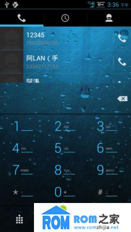中兴N970刷机包 B07 原生锁屏 全局透明 优化 精简 极速版截图
