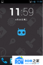 HTC G13 刷机包 CM10.1 4.2.2体验版 基本功能正常 相机不能用