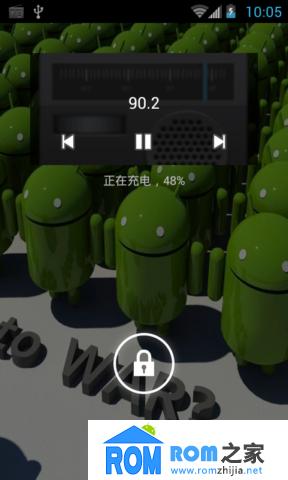 HTC EVO 4G 刷机包 AOSP开发版 FM收音机 简繁英 摄像完美 极速流畅截图