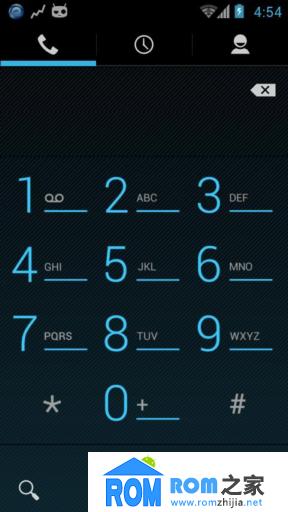 中兴N980刷机包 Basic JellyBean 4.1 原生果冻豆卡刷包截图