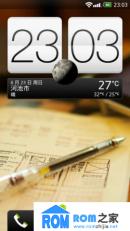 HTC G14/G18 刷机包 国内天气源 来去电归属 sense5图标 优化 省电 稳定