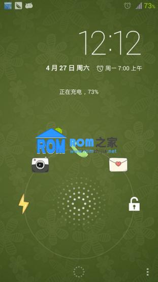 HTC One X 刷机包 cm10.1透明美化版 划屏解锁v4音效 虚拟内存 来电归属农历截图