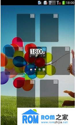酷派9070刷机包 基于官方最新 高仿三星S4风格 美化卡刷包截图