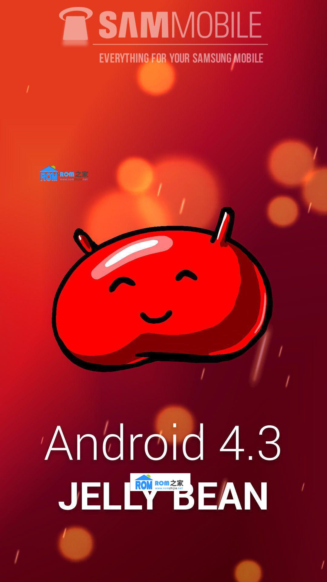 三星 Galaxy S4 四核版 (i9505) 刷机包 Andriod 4.3 系统固件 原汁原味截图
