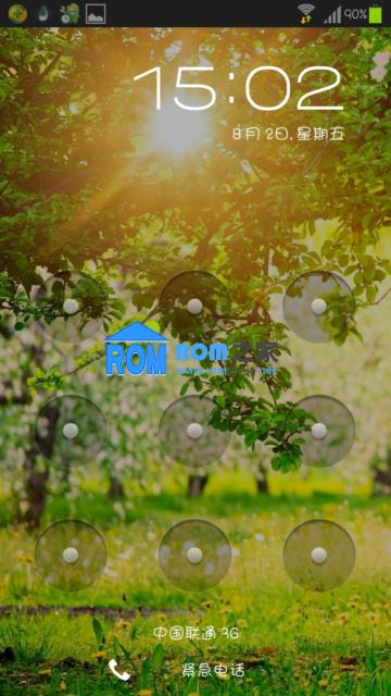 三星 I9300 Android Revolution HD 32.0 精简 优化 省电版截图