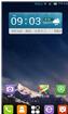 努比亚 Z5 mini 刷机包 乐蛙OS精简风格 上栏透明 缩小图标 时钟天气 精简流畅