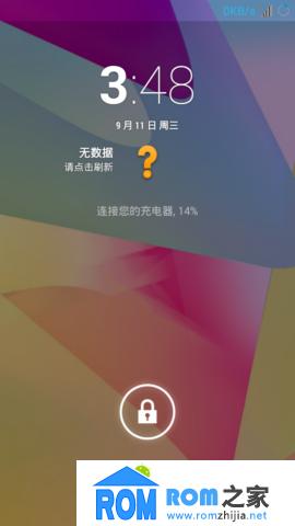 华为U9200刷机包 cm10.2 android4.3 流量显示 时间锁屏 流畅稳定截图