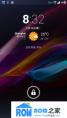 HTC G14 刷机包 全局xperia sonyrom化 4.3状态栏网速 划屏解锁 虚拟内存 流畅美观