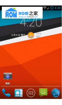 HTC A310e 刷机包 CM10.2 Android4.3 归属地 急速 流畅 稳定截图