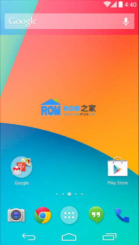 LG Nexus 5 刷机包 Android4.4原厂官方底包 ROM之家官网首发截图