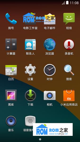 小米2/2S刷机包 Android4.4 KitKat 预览版 完美支持电信卡上网截图