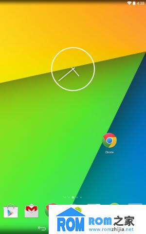 Google Nexus 7 2013 WIFI  Android4.4 卡刷包 完美ROOT 高级电源截图