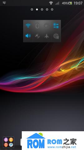 尼凯恩nx刷机包 全局索尼Xperia风格 完整ROOT权限 优化流畅 华丽稳定截图