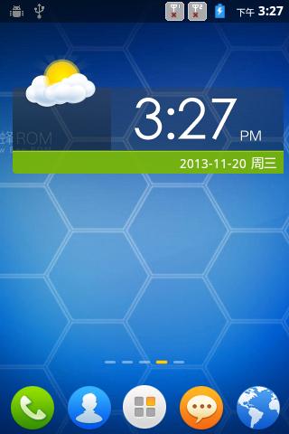 【新蜂】联想A60+刷机包 官方 精简 稳定 省电 V2.0 Android2.3.6截图
