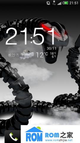 HTC G14 刷机包 Sense4+经典 全局高仿sense5 完美归属地 稳定流畅截图