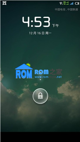 华为G610移动版刷机包 百度云ROM炫5.1 炫不停 专注性能优化 内存省 速度快截图