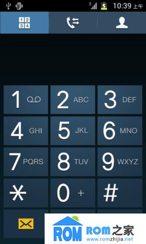 HTC G10 刷机包 CM10.1 4.2.2 高仿三星S4 设置分页显示样式 流畅稳定截图