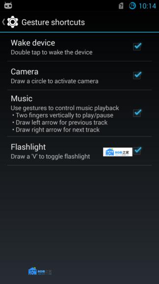 OPPO N1 刷机包 CyanogenMod版 官方原厂卡刷包 卓越体验 稳定流畅截图