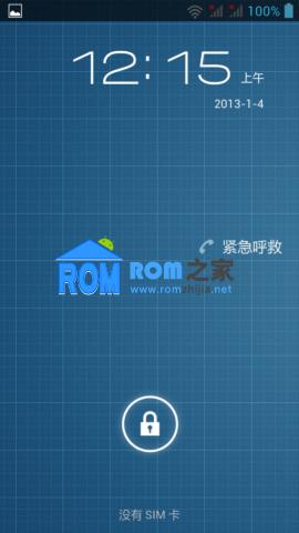 【新蜂ROM】联想A820T刷机包 完整ROOT 官方4.1.2 优化省电 稳定流畅 V3.0